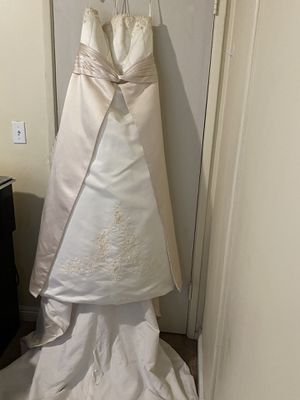 David's Bridal Wedding Dress for Sale in Ontario, CA