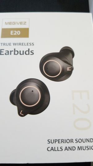 Megivez wireless earbuds for Sale in North Wales, PA