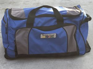 Large Duffle Bag with wheels. for Sale in Paramount, CA