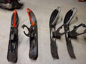 Front skis for atv / Polaris, yamaha , honda for Sale in Brush Prairie, WA