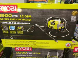 PRESSURE WASHER ELECTRIC 1900PSI for Sale in Phoenix, AZ