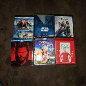 4k And Blu-ray Movies for Sale in Vancouver, WA