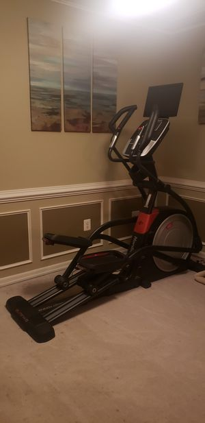 NordicTrack Elite 14.9 Elliptical for Sale in Stafford, VA