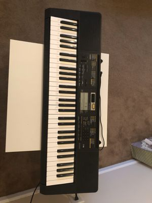 Piano keyboard Casio CTK-2400 for Sale in Elkridge, MD