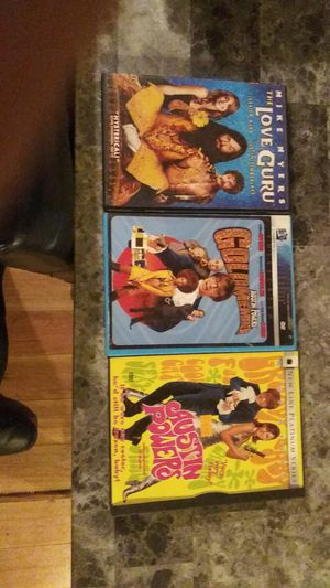 Assortment of Mike Myer movies for Sale in Sioux Falls, SD