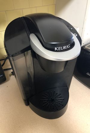 Keurig, 1 year old, works like new for Sale in Boston, MA