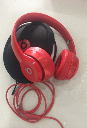 Beats Solo 2 Red for Sale in Medley, FL