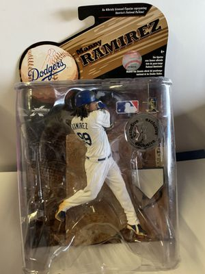Manny Ramirez Exclusive Action Figure for Sale in Phoenix, AZ