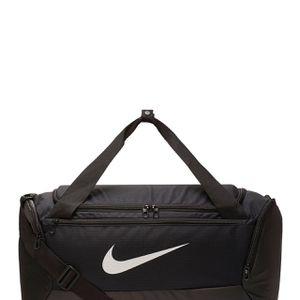 NIKE Brasil Duffle Bag, Medium,Black, 100% Polyester, BA5977-010 for Sale in Wheeling, IL