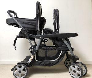 Graco Ready2Grow LX Double Stroller for Sale in Bellevue, WA