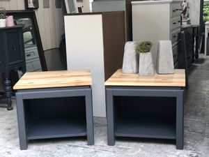 Mid century modern tables Price for set for Sale in Battle Ground, WA