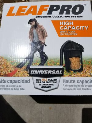 Leaf Blower,and vacuum for Sale in North Las Vegas, NV
