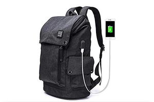 Business Laptop Backpack for Men/Women Anti Theft Tear/Water Resistant Travel Bag School/College Backpack fits up to 15.6 Inch Notebook Computer USB for Sale in Nashville, TN