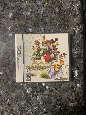 Kingdom hearts re:coded for Nintendo DS for Sale in Queens, NY