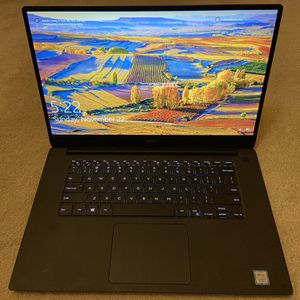 Dell XPS 15 9570 Laptop | i7-8750H | GTX 1050ti Max-Q | 16 GB RAM |256GB SSD| IPS Display 1920x1080p for Sale in Riverside, CA