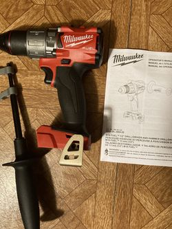 "Milwaukee . M18 FUEL Lithium Ion 1/2"" Premium Brushless Hammer Drill Driver (Tool Only ). 2804-20. for Sale in Brooklyn,  NY"