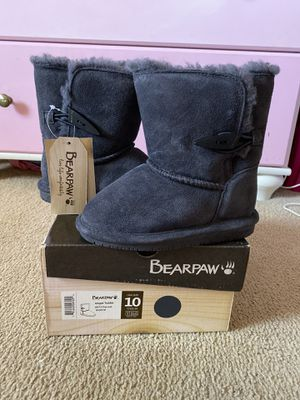 New Bearpaw girl boots for Sale in Aurora, CO