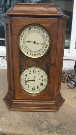 Antique Westminster Chime Wall Clock for Sale in Fairfax, VA