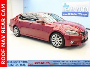2013 Lexus GS 350 for Sale in Houston, TX