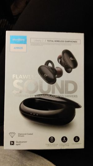 Sound core Anker liberty 2's Bluetooth in ear wireless speakers for Sale in Hazelwood, MO