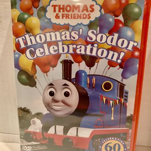 THOMAS AND FRIENDS DVD - $5.00 EACH - SCROLL TO SEE ALL PHOTOS! for Sale in Modesto, CA