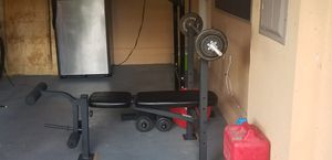 Weight bench for sale for Sale in Miami, FL