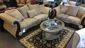 GREAT SOFA AND LOVESEAT SET MADE IN USA for Sale in Portland, OR