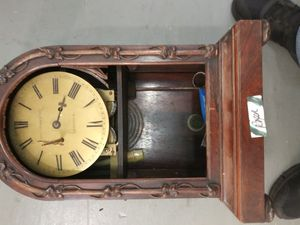 Old fireplace clock for Sale in Oakland, CA