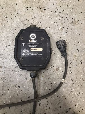 MILLER WC-24 Weld Control for Sale in Washington, PA