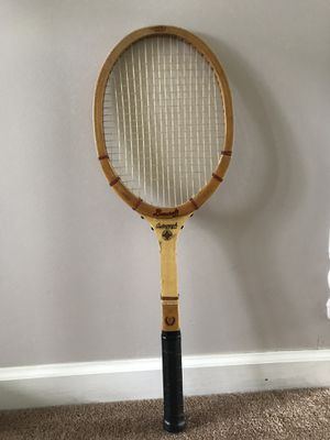 Vintage tennis racket for Sale in Durham, CT