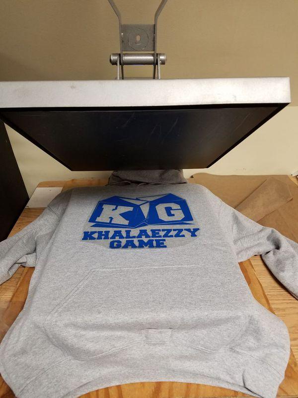 Custom Printing (Tshirt, sweat shirt, hoodies....etc)
