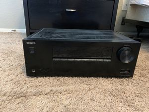 Onkyo TX-SR737 audio receiver for Sale in Gilbert, AZ