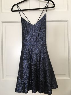 Strappy A-line sequin dress for Sale in New Britain,  CT