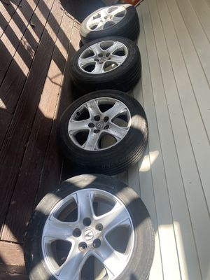 Acura rl 2006 rims 5x114 $200 today need it gone pick up only for Sale in Ansonia, CT