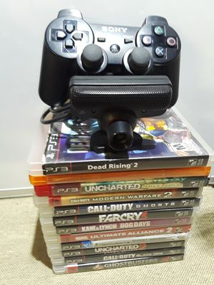PS3 GAME'S for Sale in El Monte, CA