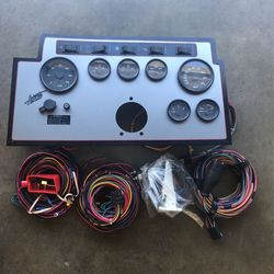 Boat Instrument Panel With Wiring Harness for Sale in Anaheim,  CA