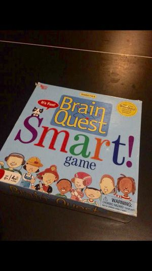 Brain Quest Smart game for Sale in House Springs, MO