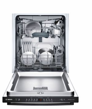 New Bosch dishwasher in black also whirlpool gas stove is available for Sale in Oakland, CA