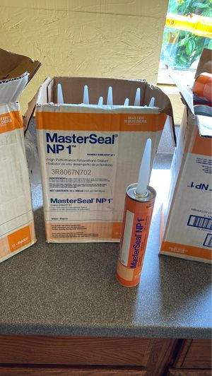 MasterSeal np1 for Sale in Stockton, CA