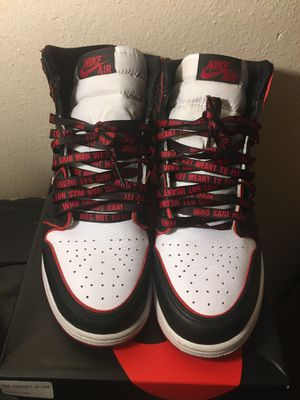 Jordan retro 1s size 7 for Sale in Houston, TX