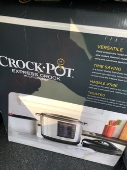Crock Pot New for Sale in Mountlake Terrace,  WA