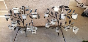 Wall leaf candle holder for Sale in Santee, CA