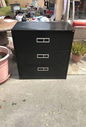 File cabinet for Sale in Glendora, CA