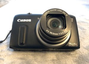 Canon Power Shot SX260 HS for Sale in Holmdel, NJ
