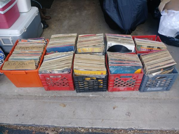 Vynil Album Collection