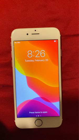 iPhone 6s 32gig for Sale in Visalia, CA