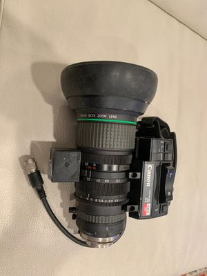 Canon zoom lens for Sale in Dublin, CA