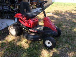 Troy-Bilt riding lawn mower for Sale in Kissimmee, FL