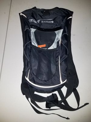 Hydration backpack with 2 liter bladder (hiking,running,bicycle,motorcycle) for Sale in Bridgeport, CT