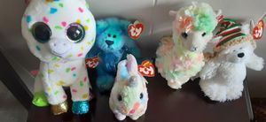 5 Ty beanie babies with Tags for Sale in Ellenwood, GA